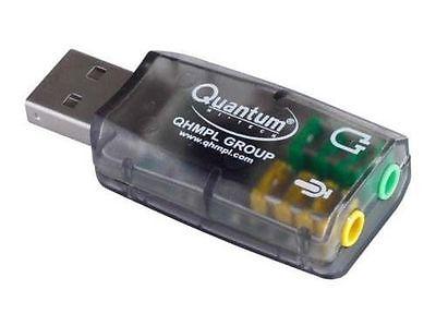 Quantum USB Sound Card QHM 623